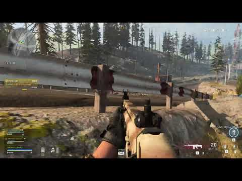 Call Of Duty Warzone In 20 Seconds