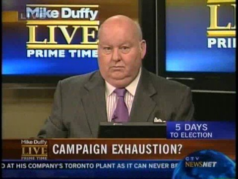 End os Stephane Dion meltdown on Mike Duffy Live