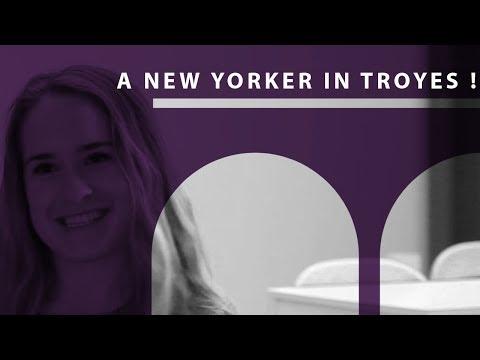 A New Yorker in Troyes | École Supérieure de Design de Troyes