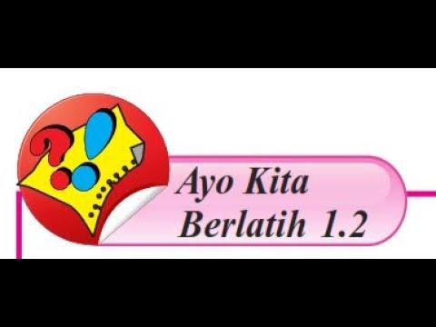 Matematika Kelas 7 K 13 Smp 1 Ayo Kita Berlatih 1 2 Part 1 Youtube