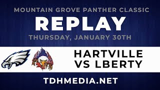 Panther Classic - Liberty vs Hartville 1-30-20 Full Game