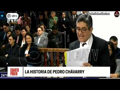 CUARTO PODER: LA HISTORIA DE PEDRO CHAVARRY - DIEGESIS DE VIDA