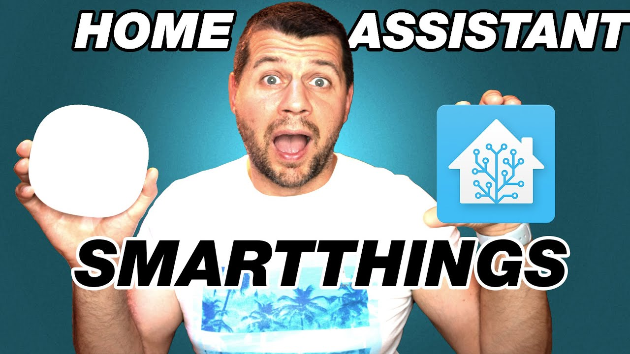Add Samsung SmartThings to Home Assistant HOWTO