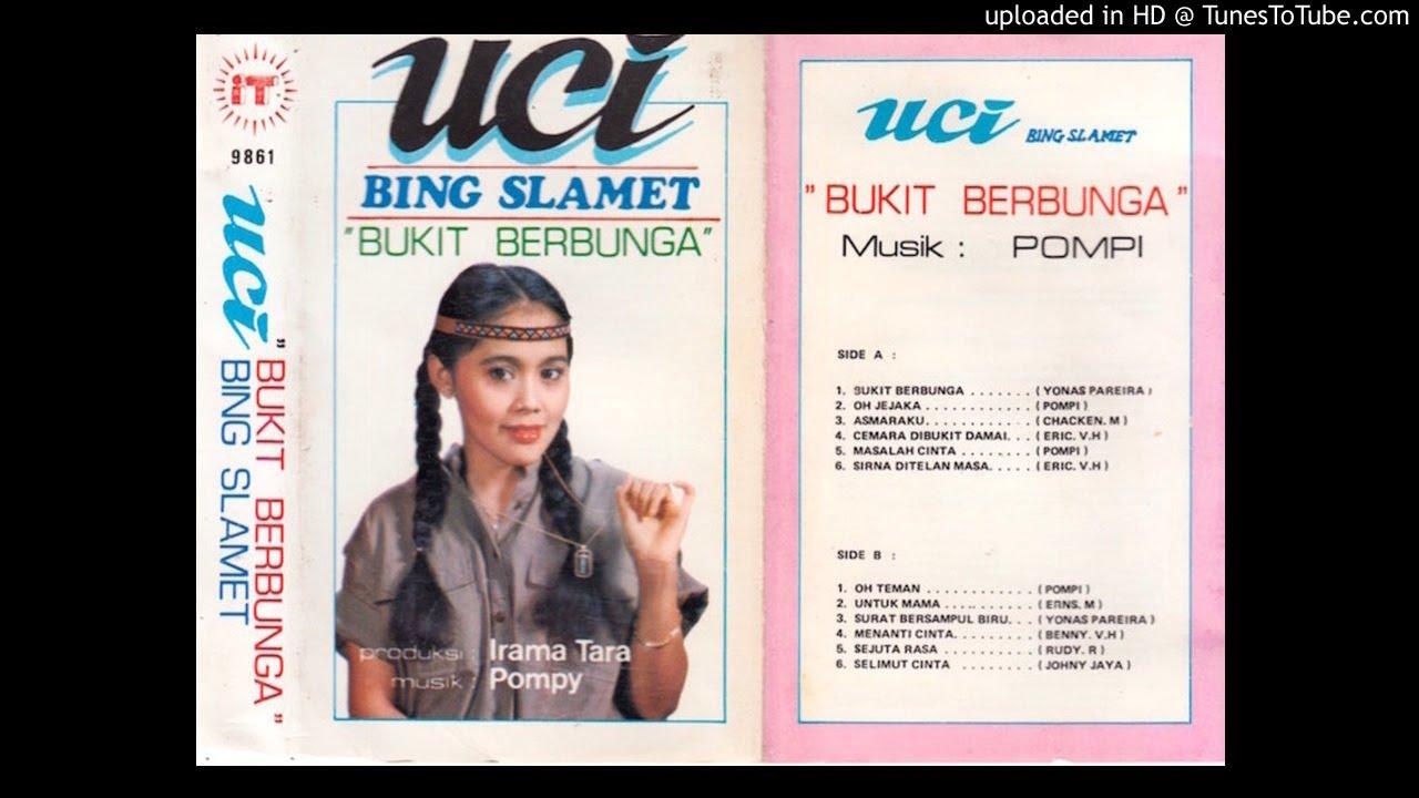 Uci Bing Slamet Surat Bersampul Biru 1982