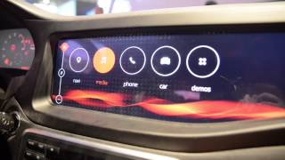 Qualcomm Automotive in Mercedes Benz at Mobile World Congress 2014