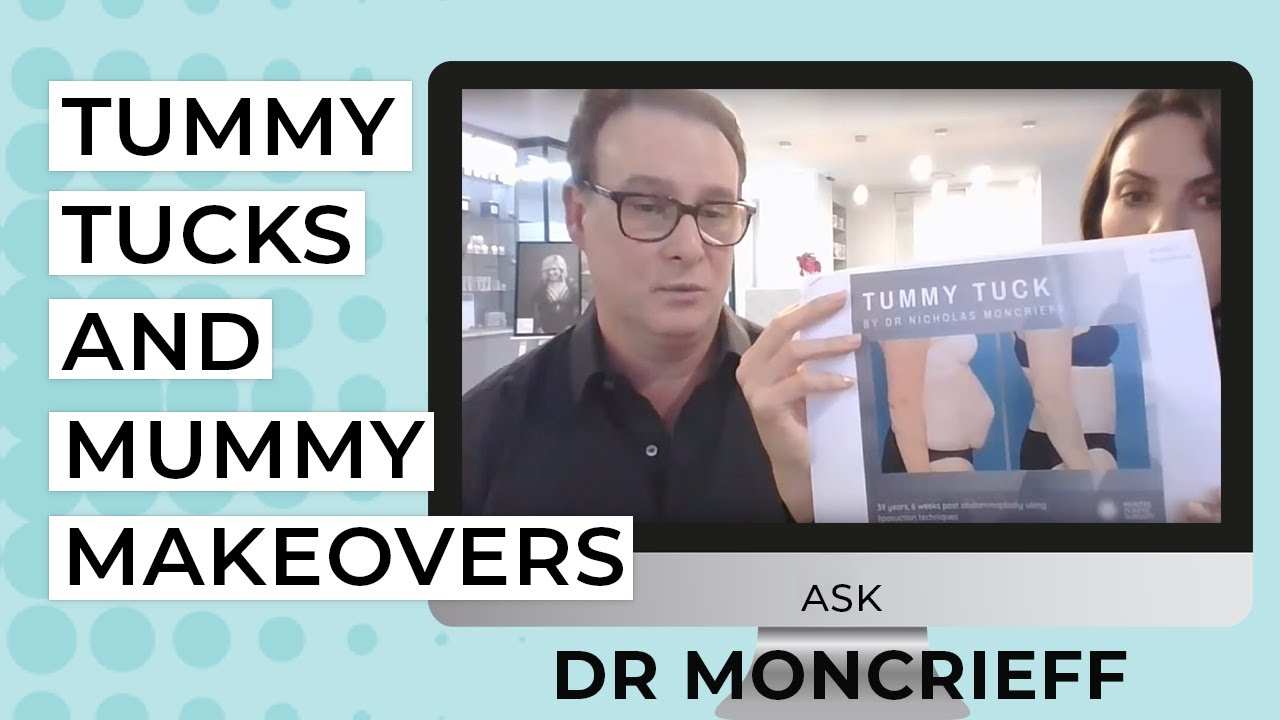 Tummy tucks and mummy makeovers - a Sunday Session with Dr Nick and