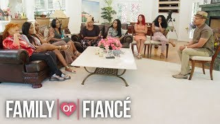 Nikkiya and Briana's Relationship Problems Are Addressed in Group Therapy   Family or Fiancé   OWN
