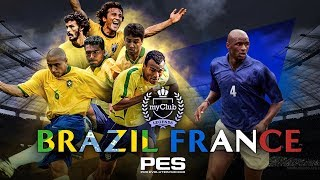 PES 2018 - Brazilian Legends and Vieira Trailer
