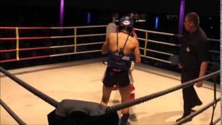 C-Junior -62kg Zakaria Hazara ( Blå ) VS Tolga Antanasov ( Röd )