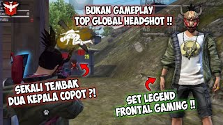 BERBURU KEPALA MUSUH PART 3 !! KETEMU TOP GLOBAL RANK ?!  FREEFIRE BATTLEGROUND