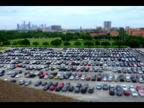 Lot full? Rice engineers hope to make parking less stressful