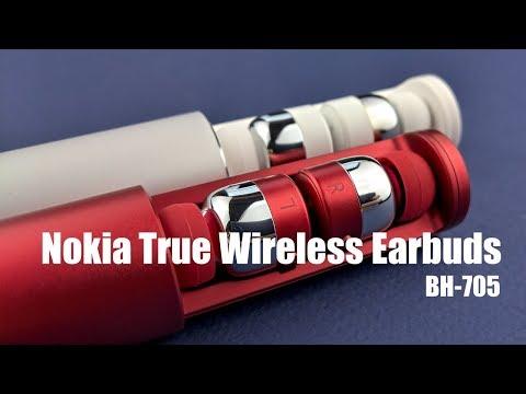 Смотрим на два новых цвета Nokia True Wireless Earbuds BH-705