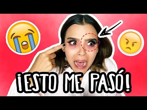 ¡MI HORRIBLE EXPERIENCIA CON EXTENSIONES DE PESTAÑAS! ♥ - Yuya