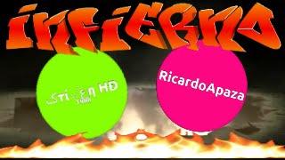 Agar.io | EL INFIERNO TOTAL | StivenHD Ft. Ricardo #2