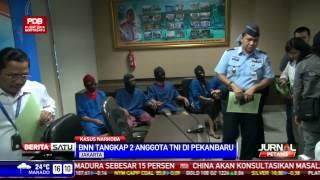 Video BNN Tangkap 2 Anggota TNI di Pekanbaru download MP3, 3GP, MP4, WEBM, AVI, FLV Agustus 2018