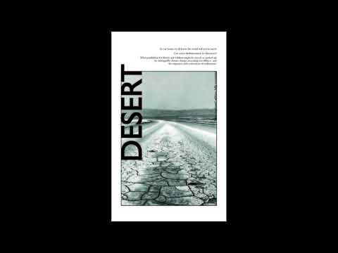 """""""Desert"""" by Anonymous, Authors Note and Chapter 1: No (Global) Future"""