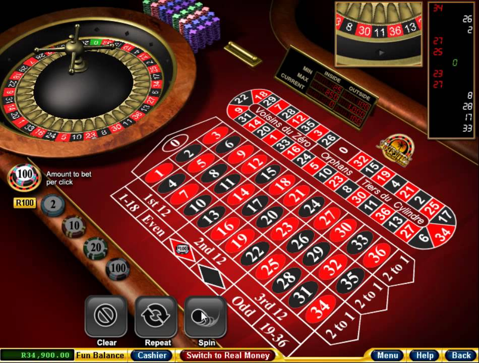 Best Winning Roulette Strategy - Silver Sands Casino - YouTube