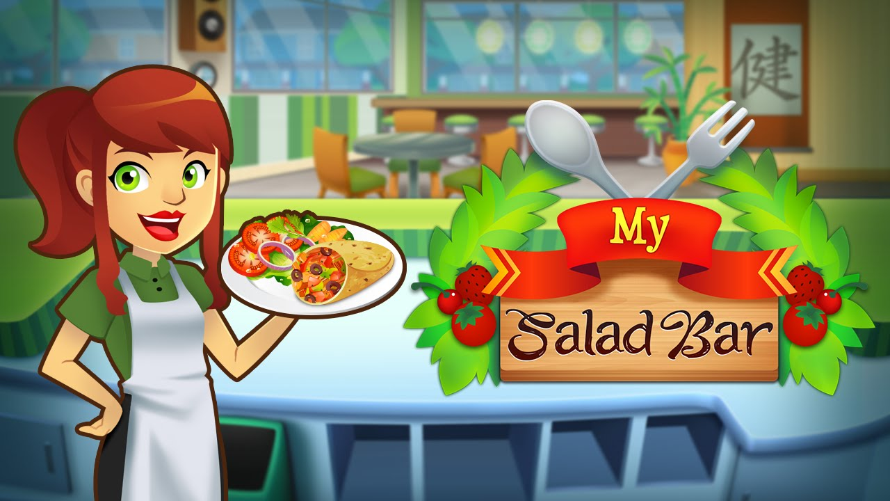 My salad bar restaurant management game for iphone and for Amnagement bar cuisine