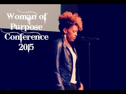 WOMAN OF PURPOSE CONFERENCE 2015 Janetteikz a
