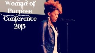 Video WOMAN OF PURPOSE CONFERENCE 2015 │ Janette...ikz a featured Spoken Word Artist from P4CM download MP3, 3GP, MP4, WEBM, AVI, FLV Juni 2018