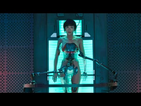 Ghost in the shell (2017)_trailer