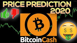 (BCH) Bitcoin Cash Price Prediction 2020 & Analysis