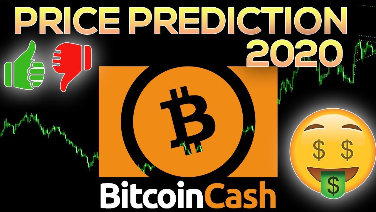 Bitcoin Cash Price Forecast 2020