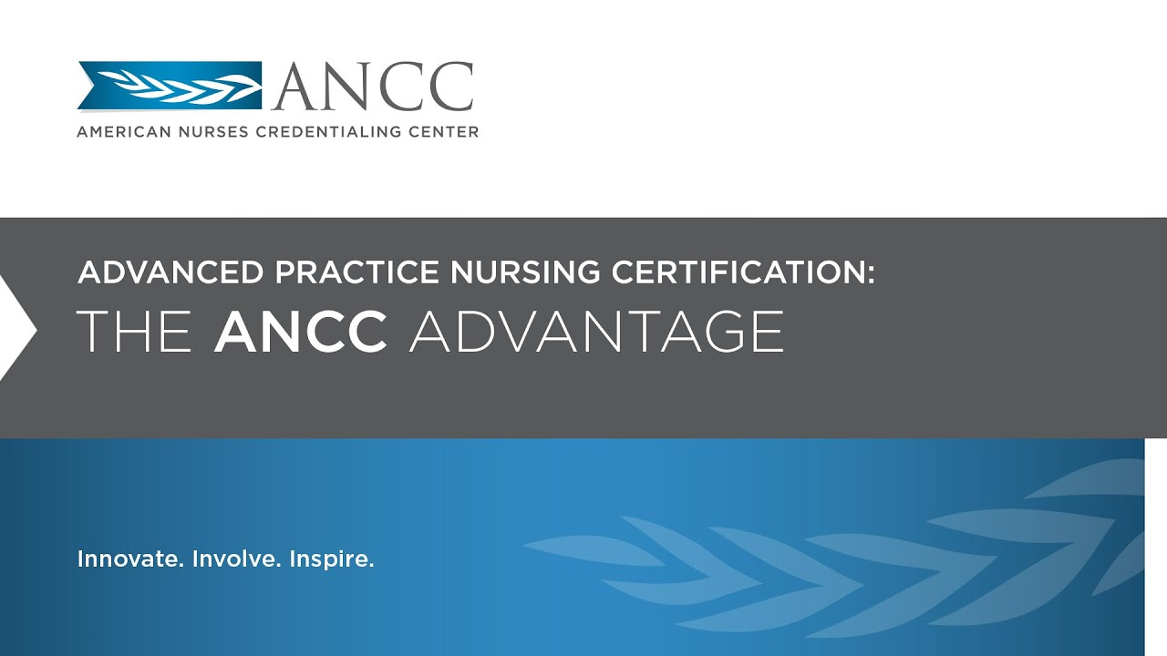 The Ancc Advantage Youtube