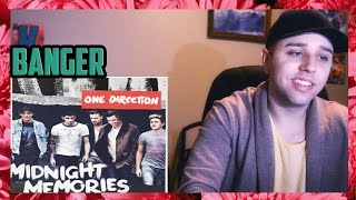 NEVER Listened to MIDNIGHT MEMORIES - One Direction Album