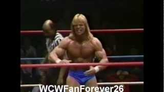 WCW Lex Luger 4th Theme(with Custom Tron)