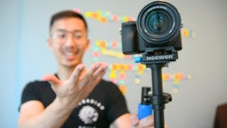 How to BALANCE Neewer Steadicam Stabilizer For DSLR? (FULL Tutorial)