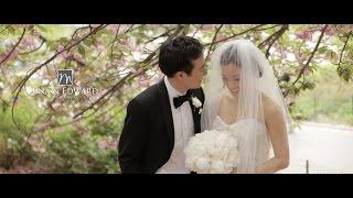 Jina & Edward Wedding Trailer - The Peninsula Hotel NYC