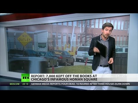 Hell in Homan Square:  Chicago PD held 7,000 at off-the-books facility, limited legal access