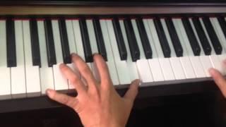 Hướng dẫn đệm piano điệu ballat