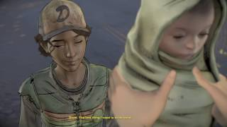 Jane and Clementine Flashback Episode 4   The Walking Dead New Frontier