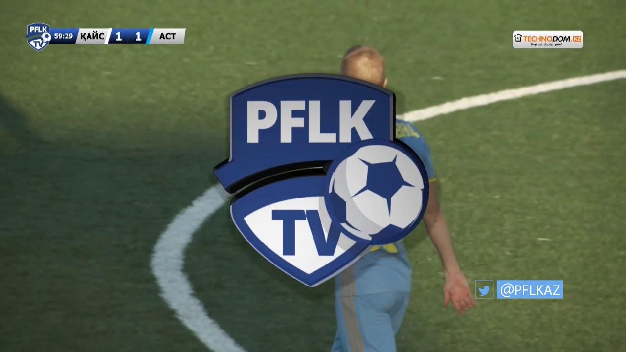 Kaisar Kyzylorda 1-4 Lokomotiv Astana
