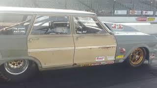 Jimmy Mott 1964 Nova Wagon