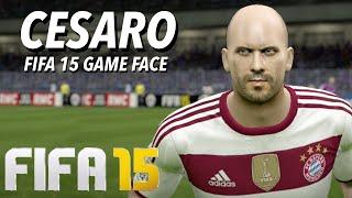 FIFA 15 Game Face - WWE Cesaro