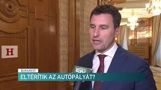 Eltérítik az autópályát? – Erdélyi Magyar Televízió