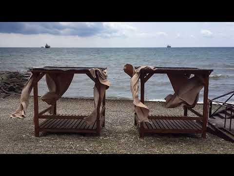 Пляжи у пансионата КАБАРДИНКА могут принять много отдыхающих 16 07 2019 #безкомментариев