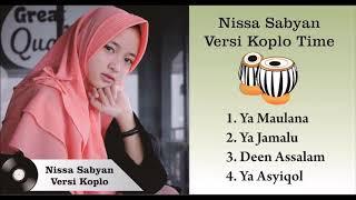 Lagu Nissa Sabyan Deen Assalam - Ya Maulana - Ya Jamalu Paling Enak Didengar.mp3
