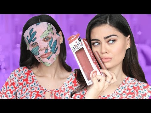 TESTING NEW IN PRIMARK MAKEUP! IS IT ANY GOOD? HIT OR MISS!