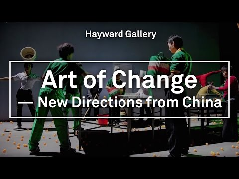 Art Of Change: New Directions from China