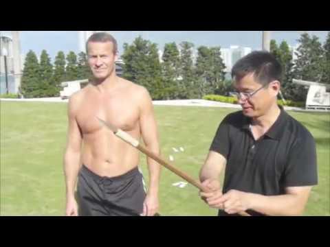 Vlad's Qigong Journey with Master Robert Peng