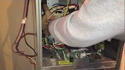 Furnace Blower Motor Removal