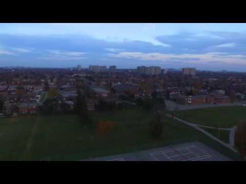 Dji Phantom 3 Standard | Toronto Sunset