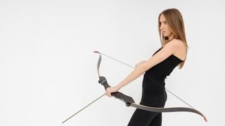 How to Use a Recurve Bow Archery Lessons