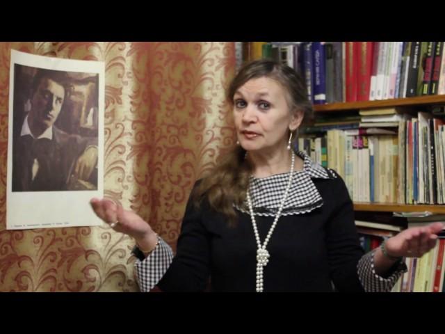 Изображение предпросмотра прочтения – СветланаБабина читает произведение «Советский паспорт» В.В.Маяковского