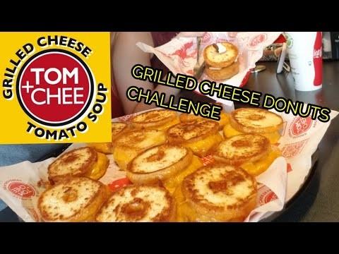 BAKERS DOZEN CHALLENGE| TOM + CHEE| RECORD TIME