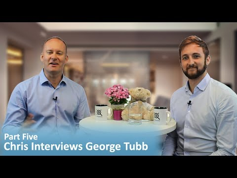 Chris Dunning Interviews: George Tubb (5/5) - Finale
